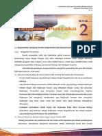 Tinjauan Pustaka Inventarisasi Lingkungan Permukiman