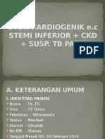 Syok Kardiogenik - STEMI Inferior