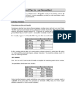 Excel Tips for your Spreadsheet.pdf