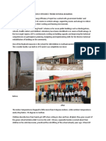 Thermo-technical Retrofitting_Zavkhanmandal School