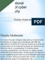 Android Triada Malware Iicybersecurity