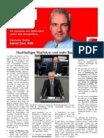 Newsletter April 2010