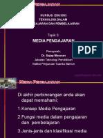 Tajuk 3 - Media Pengajaran (1).ppt