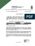 Usnesení o zahájení trestního stíhání Petra Sisáka