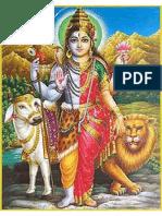 Ardhnarishwar Shiva Shakti