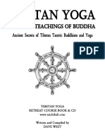120183681 Tibetan Yoga the Teachings of the Buddha