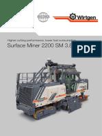 Wirtgen - 2200 SM 3.8