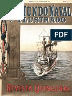 El Mundo Naval Ilustrado. 1-2-1898 (1)