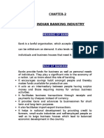 CHAPTER 2 Indian Banking Industry.docx