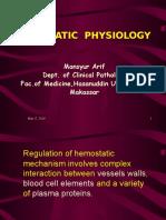 Hemost. & Coag.physiology