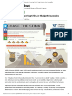 Conquering China's Sludge Mountains - New Security Beat