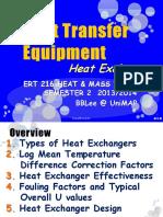 5. Heat Transfer Equipment Heat Exchanger