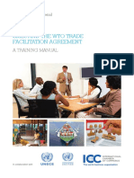 SMEs and the WTO Trade Facilitation Agreement