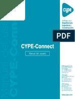 CYPE-Connect - Manual Del Usuario