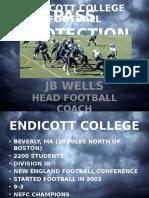 New England Coaches Clinic- Pass Pro 2011