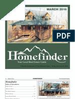 March 2016 Homefinder