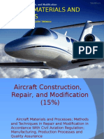 Aircraft Material and Processes