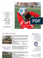 Section foot collège Reynerie, Toulouse