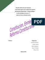 Protección de La Constitución