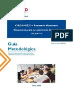 Organiza RRHH Guia Metodologica