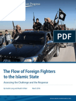 The Flow of Foreign Fighters to the Islamic State