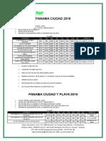 Promo a Panama de Ultimo Minuto