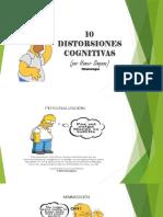 distorsiones cognitivas