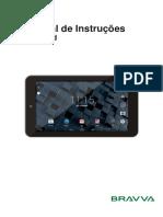 Manual de Instruções-Planet Tab BV-Quad