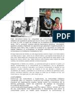 Indigenas Kamsa Sibundoy