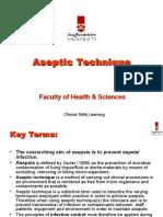 Aseptik Teknik