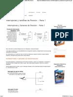 Interruptores y Sensores de Posición - Parte 1 - Encendido Electronico