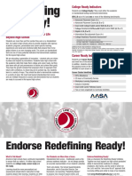 AASA Readiness Indicators