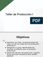 Produccion - Taller