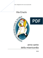 Via Crucis Della Misericordia 18 Marzo 2016
