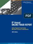 2007 Online Credit Card Fraud Trends