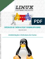 4450 Aula Ambientação - Linux