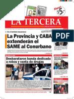 Diario La Tercera 17.03.2016