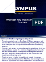 MX2 Training Program 01 Overview