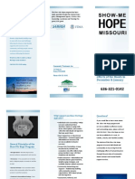 Show Me Hope Brochure