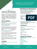 Curriculum Johana Correcto