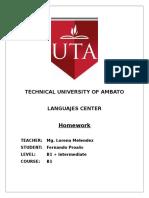 Technical University of Ambato