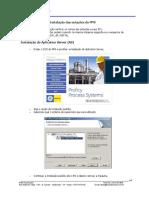 Procedimento para Instalação PPS