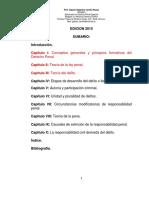 Apuntes Derecho Penal Parte General Edicion 2015