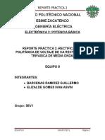 Reporte Práctica 2 Equipo 8 5ev1
