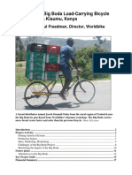 GasBike Bicycle Motor Engine Kit 80cc Installation Manual
