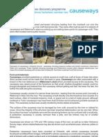 Causeway Factsheet