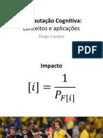Computação Cognitiva - conceitos e aplicações