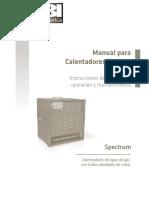 Manual Spectrum
