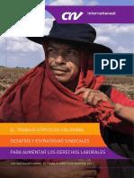 El Trabajo Atípico en Colombia - Desafíos y Estrategias Sindicales Para Aumentar Los Derechos Laborales - Ard Schoemaker