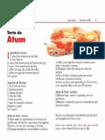 Receitas Torta Atum